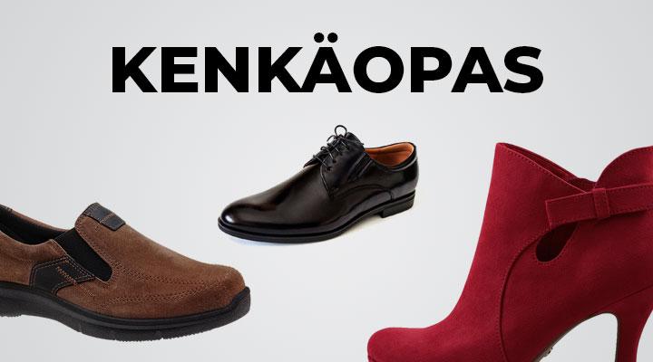 Steppari.fi suomalainen Kainuussa toimiva kenkä ja