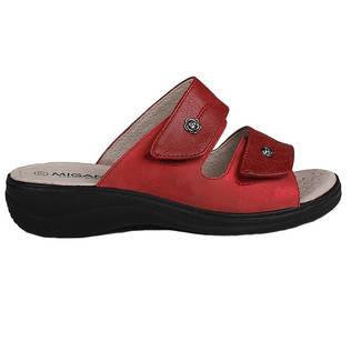 Belvida sandaali punainen irrotettavalla pohjallisella